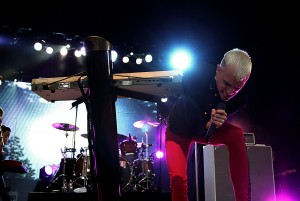 Neon Trees at the Big