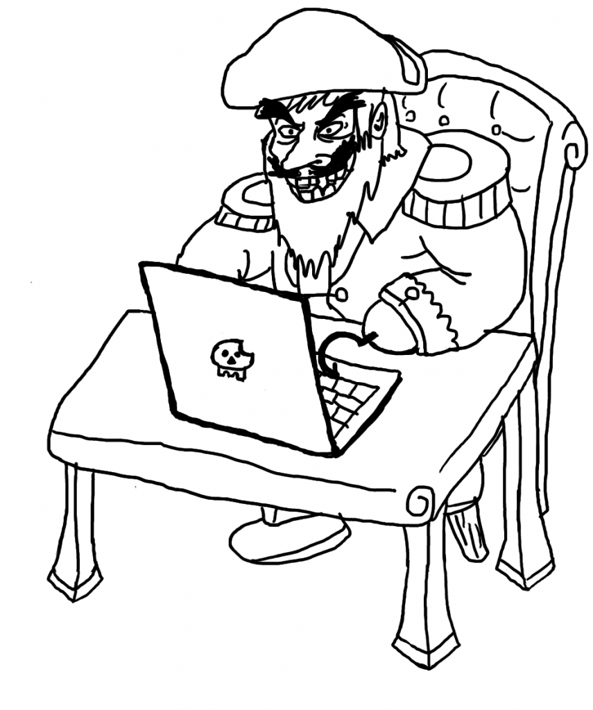Piracy...Arrgh!