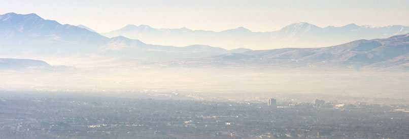 Utah's Air is Ranked as Worst in America