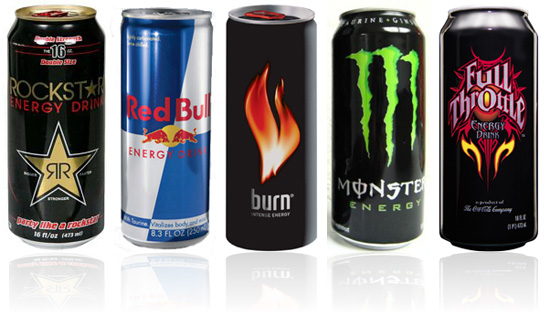 The Buzz about Energy Drinks