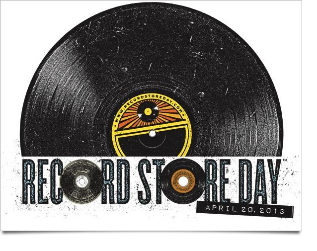 Record Store day is April 20th!