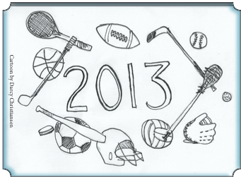 Rewind: 2013 Year in Sports