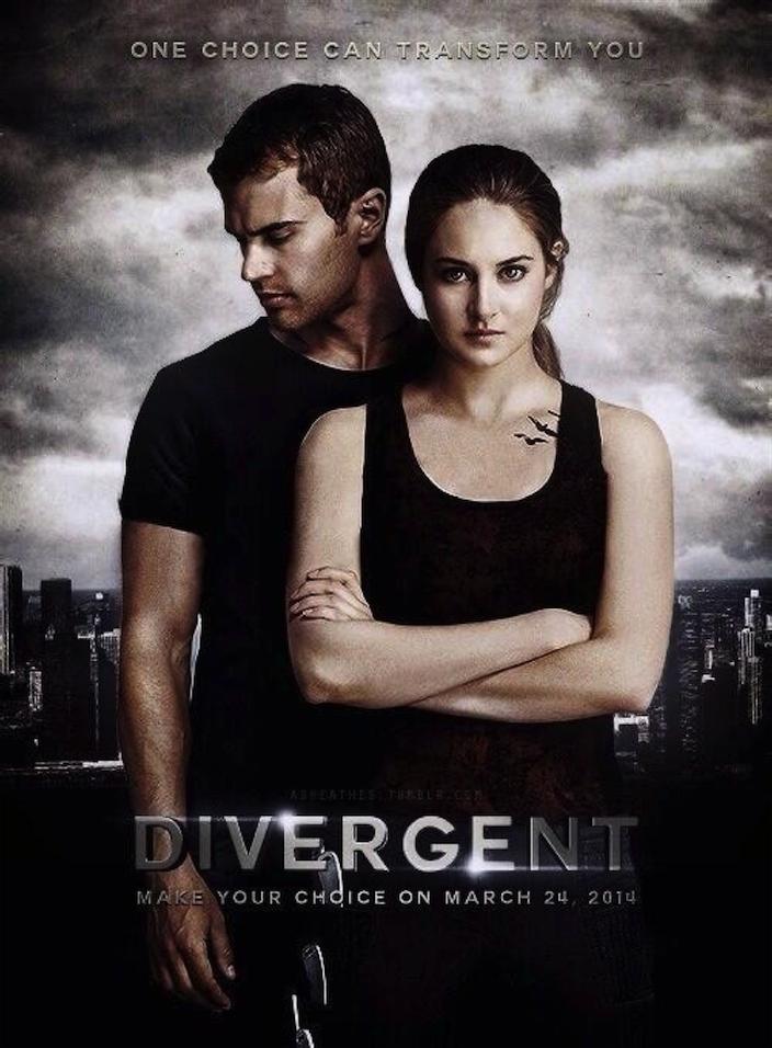 Delving+into+Divergent