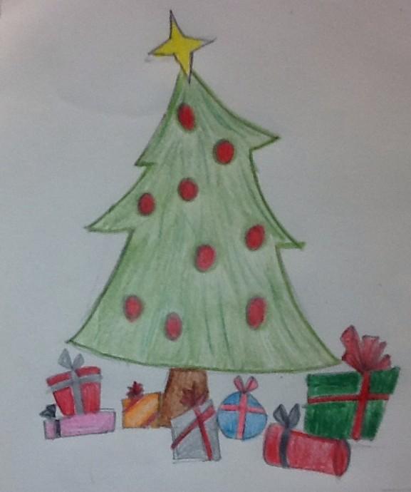 Mr. Jensen's Sub 4 Santa