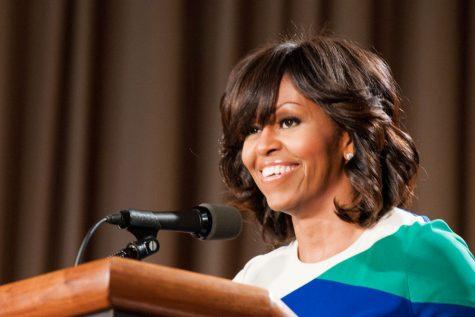 Michelle Obama In Utah