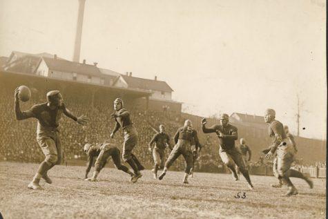 Georgia Tech Auburn football game, Thanksgiving 1921