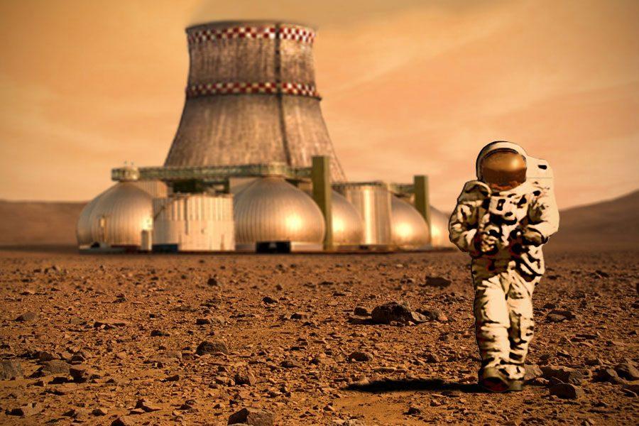Mars+Colony