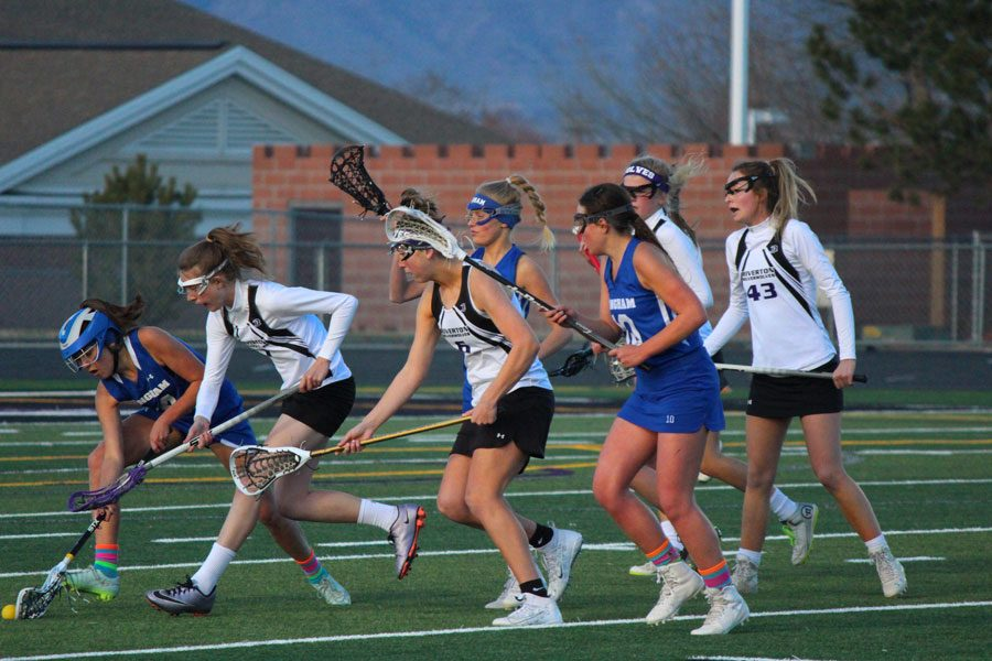 Ladies+Lacrosse