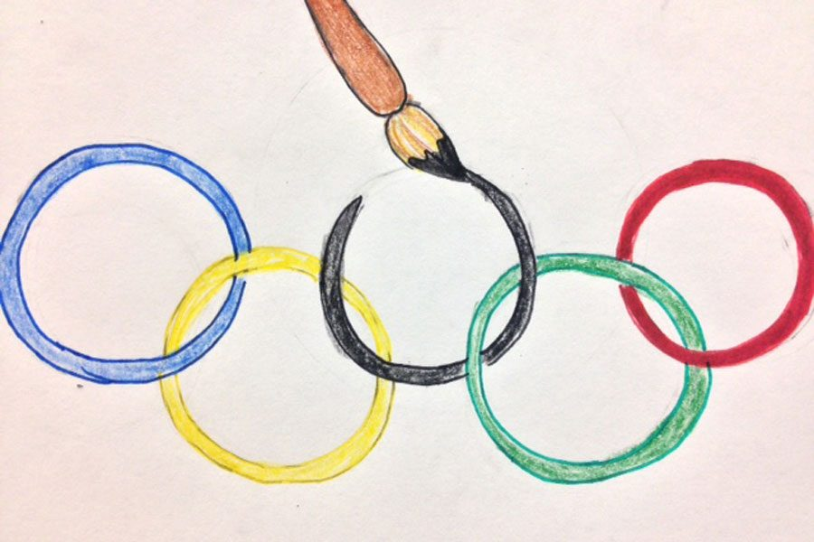 No Olympics for Artists