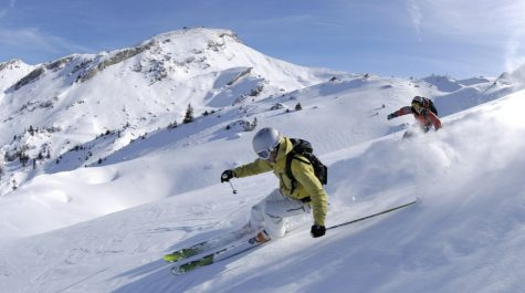 Skiing and Snowboarding in the Best Mountains on Earth