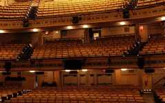 Theatres are empty worldwide due to the COVID-19 pandemic.