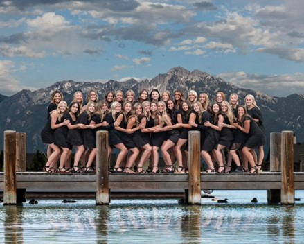 The Bingham Minerettes Team