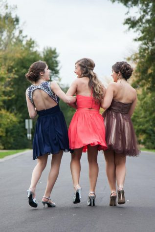 Heading to Prom