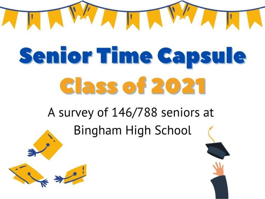 Senior Time Capsule
